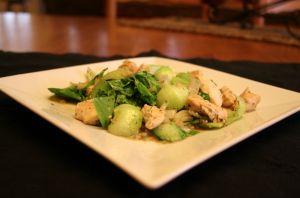 Chicken & Bok Choy Stir Fry - HCG P2