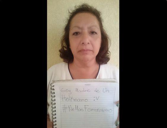 (60) Etiqueta #nomasfeminismo en Twitter