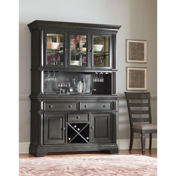 Grey Wood Furniture And Grey On Pinterest