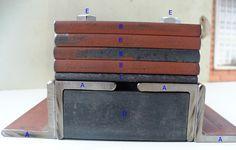 Morsa casera - Quieres ver más herramientas manuales, visita: http://www.hechoxnosotrosmismos.com/f7-herramientas-manuales