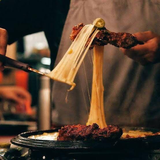 Ojju Korean Resto Yummy Dinners Korean Food Food