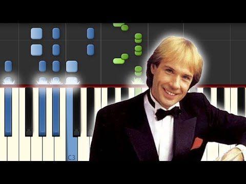 Balada Para Adelina Richard Clayderman Piano Tutorial Youtube Easy Piano Songs Piano Tutorials Piano Tutorial