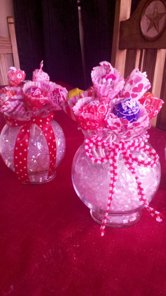 Cupcake Papers Paper Ribbon And Vase Fillers On Pinterest