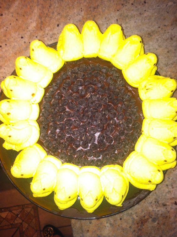Spring/Easter cake.... Nom