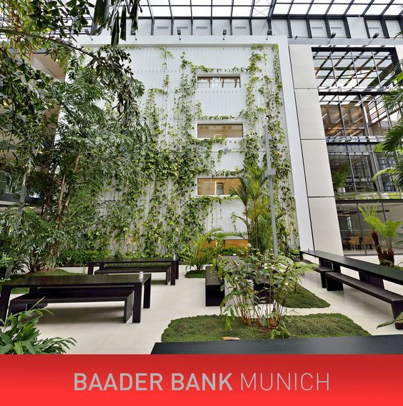 Baader Bank Munich I Sys Project Carl Stahl