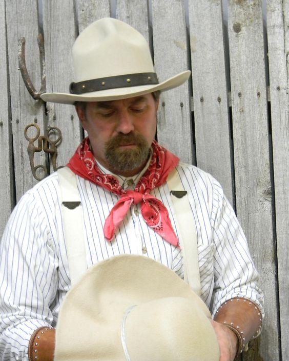 Custom hand made cowboy hats, old western cowboy hats
