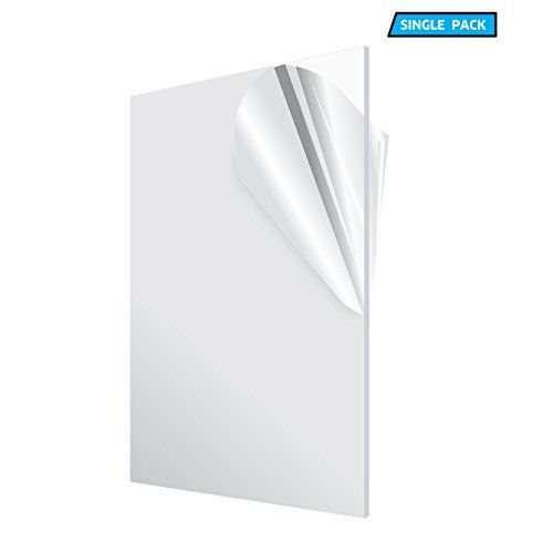 Amazon Com 12 X 24 1 8 Acrylic Mirror Sheet Industrial Scientific Acrylic Mirror Sheet Acrylic Mirror Mirror