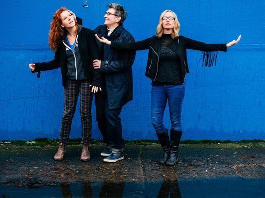 Neko Case, k.d. lang, Laura Veirs find harmony on new trio album