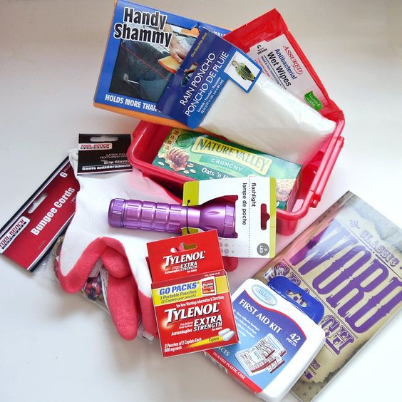 Be Prepared With This Dollar-Store Car Emergency Kit