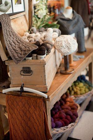 Churchmouse Yarn Shop and Jane Richmond
