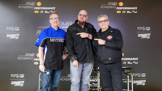 Check out Alan Taylor and Jeff Allen interview me at the Shell SEMA Experience 2016