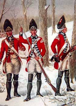 French assistance In the American revolution?