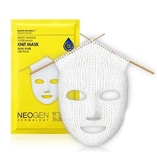 Neogen Dermalogy Knit Mask (White Truffle Hydramax)