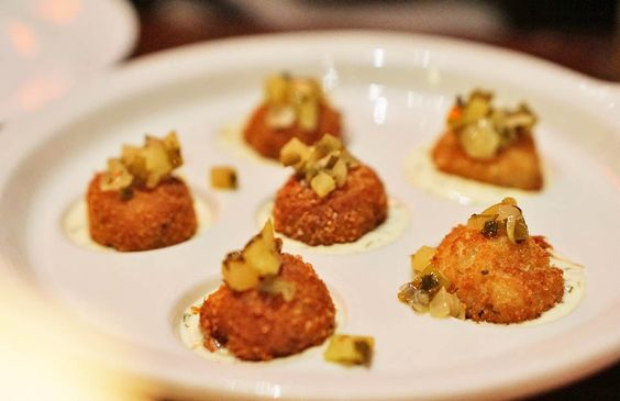 Croquettes @ The Smith Bar & Restaurant | 1900 Broadway (at 63rd St) New York, NY