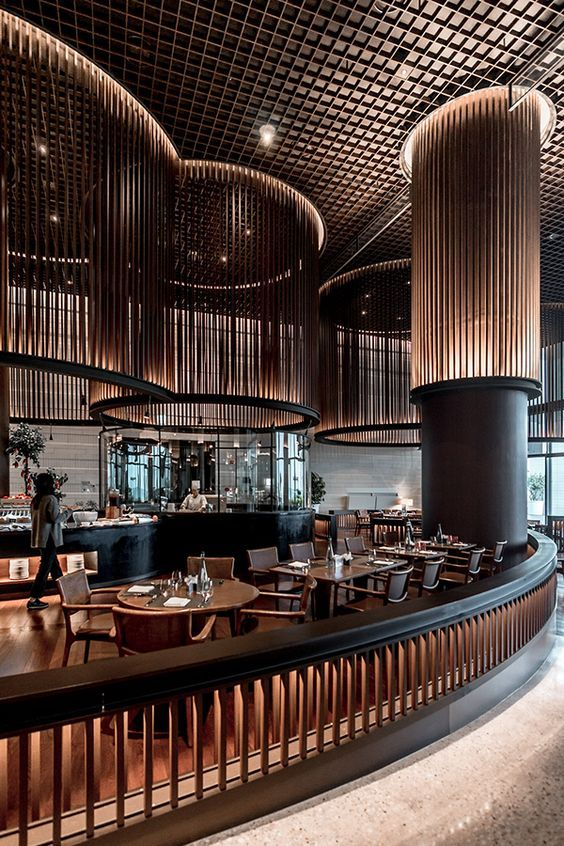 Discover With Luxxu The Best Selection Of Bar Lighting And Furniture Pieces For Your Bar Decor Project Luxury Bar Design Bar Design Restaurant Luxury Bar