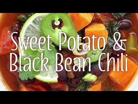 Yum Amp Yummer Sweet Potato Amp Black Bean Chili Sweet Potato Black Bean Chili Sweet Potato Black Beans No Bean Chili