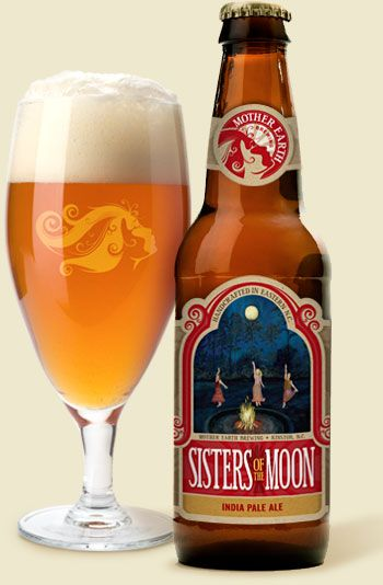 """Mother Earth """"Sisters of the Moon"""" IPA"""
