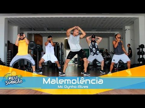 Malemolencia Dynho Alves Coreografia Meu Swingao Youtube