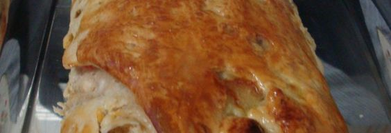 Receita de Pizza ou pão enrolado - Show de Receitas
