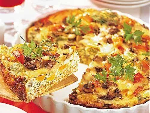 Grünkern ist nicht nur gesund, sondern auch lecker. In diesem Gemüse-Auflauf sorgt er für ordentlich Biss.