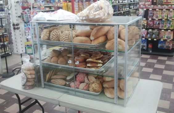 Bakery Delivery Setup in Store