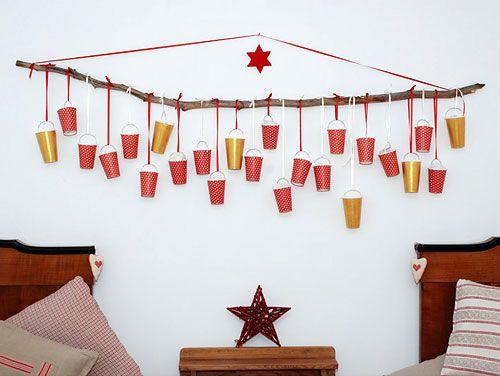 kreativ taschen and adventskalender on pinterest. Black Bedroom Furniture Sets. Home Design Ideas