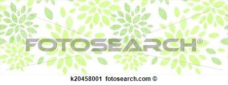 tessuto, textured, astratto, foglie, orizzontale, seamless, modello, fondo Visualizza la Grafica Clip Art ingrandita