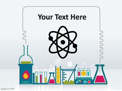 Free Science Lab PowerPoint Template - lab week ideas Pinterest - Science Powerpoint Template