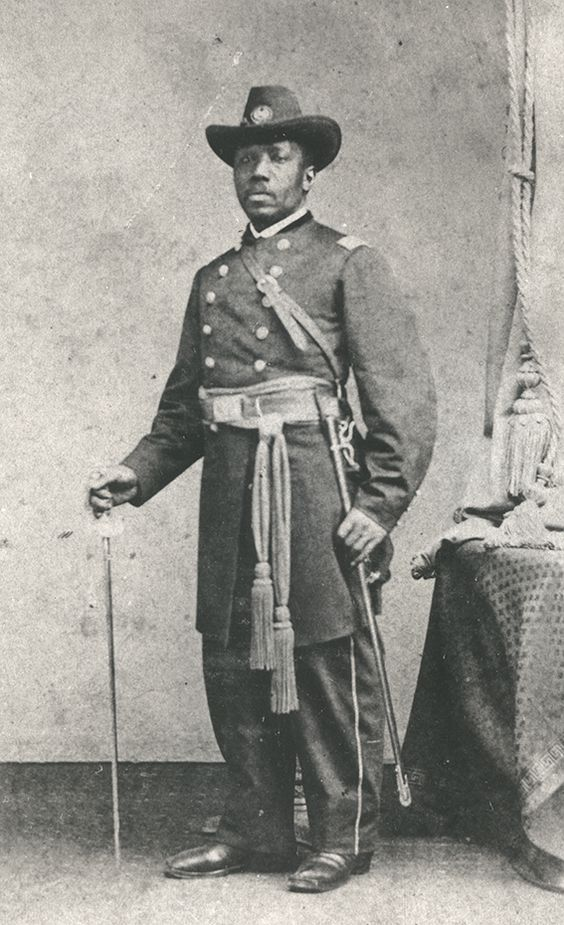 In 1865, President Lincoln appointed Pittsburgher Martin Delany the first African American major, the highest rank of any black soldier during the war. #BlackHistoryMonth
