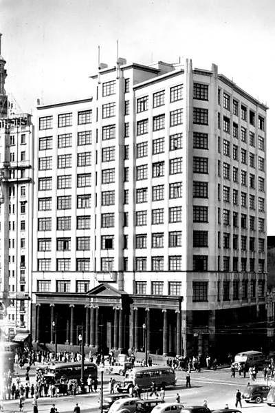 Edifício Sé em 1940