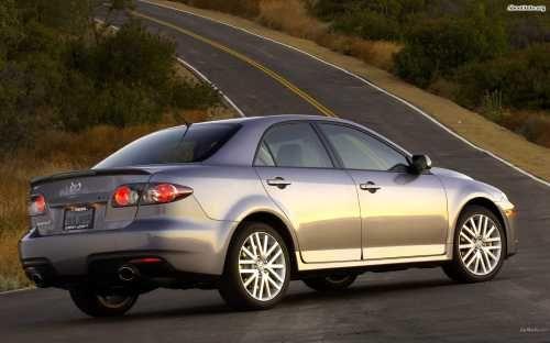 Mazda 6. You can download this image in resolution 1920x1200 having visited our website. Вы можете скачать данное изображение в разрешении 1920x1200 c нашего сайта.