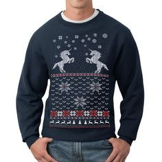 A unicorn sweatshirt is the perfect addition to any fall wardrobe. Clearance on Fab - Fab is Everyday Design.