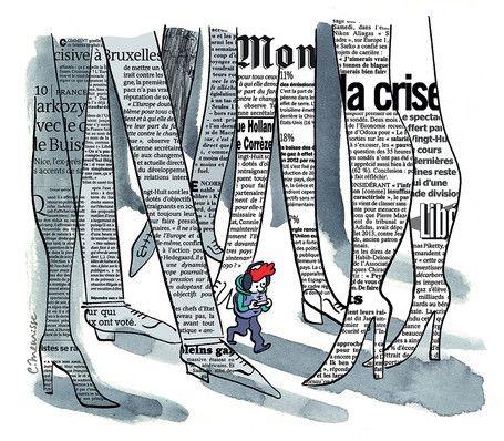On les dit peu intéressés par l'actualité, méfiants à l'égard des médias traditionnels, scotchés à Facebook...