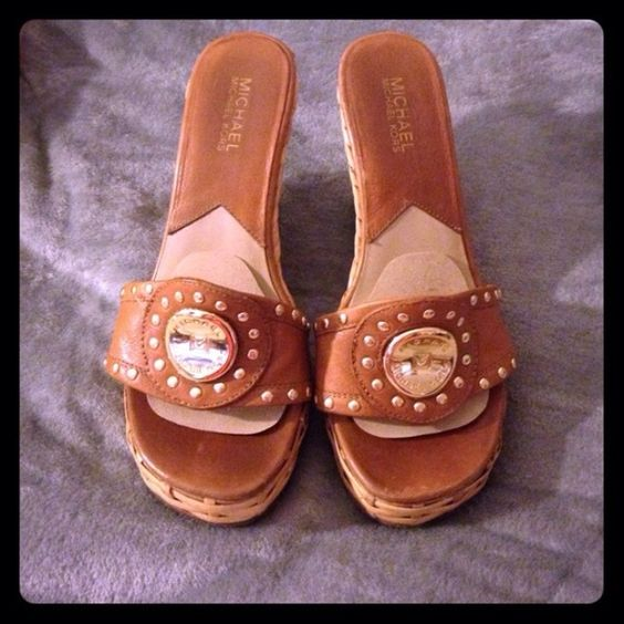 Michael Kors wedges Size 6.5 Michael Kors Shoes Wedges