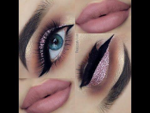 احلى مكياج عيون راح تشوفيه في حياتك مع حواء Tv Youtube Makeup Maquillaje Ojos Halloween Face Makeup