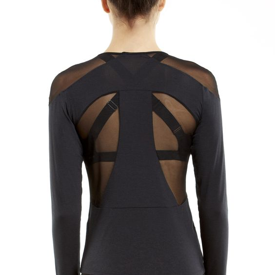 Abyss Top (Black) - NEW