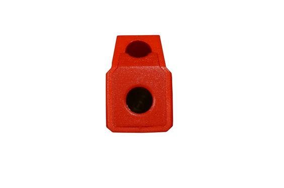 4mm Banana Plug Retractable Sheathed Male/Female (Red) - AST Labs