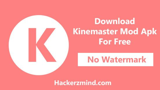 Are You Thinking How To Remove Watermark From Kinemaster Video