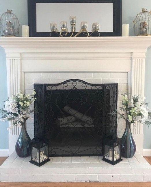 Large Birch Fireplace Log Set of Five