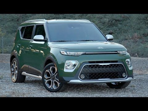 2020 Kia Soul X Line Exterior Interior Bing Video Kia Kia