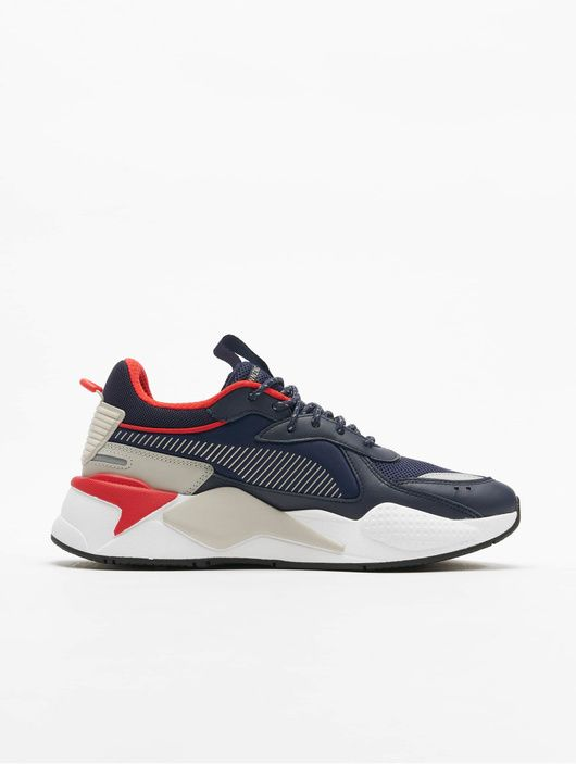 Puma Buty Sneakers Rs X Core Kolor Niebieski 695470 Di 2020