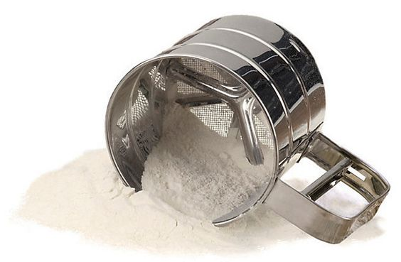 One Kings Lane - Prep. Cook. Serve. - Flour Sifter, 5-Cups 5/21 $12