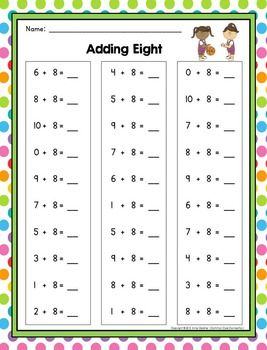 Pre School Worksheets : math worksheets addition zero Math ...