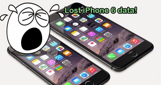 How to Retrieve Deleted, Lost Files on iPhone 6 and 6 Plus