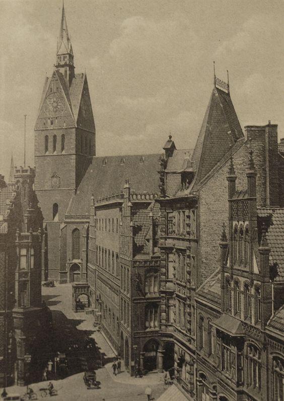 Marktkirche | Hannover, 1939