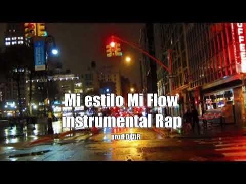 Mi Estilo Mi Flow Pista D Rap Callejero Barrio Para Improvisar Rap Pistas De Rap Callejeros