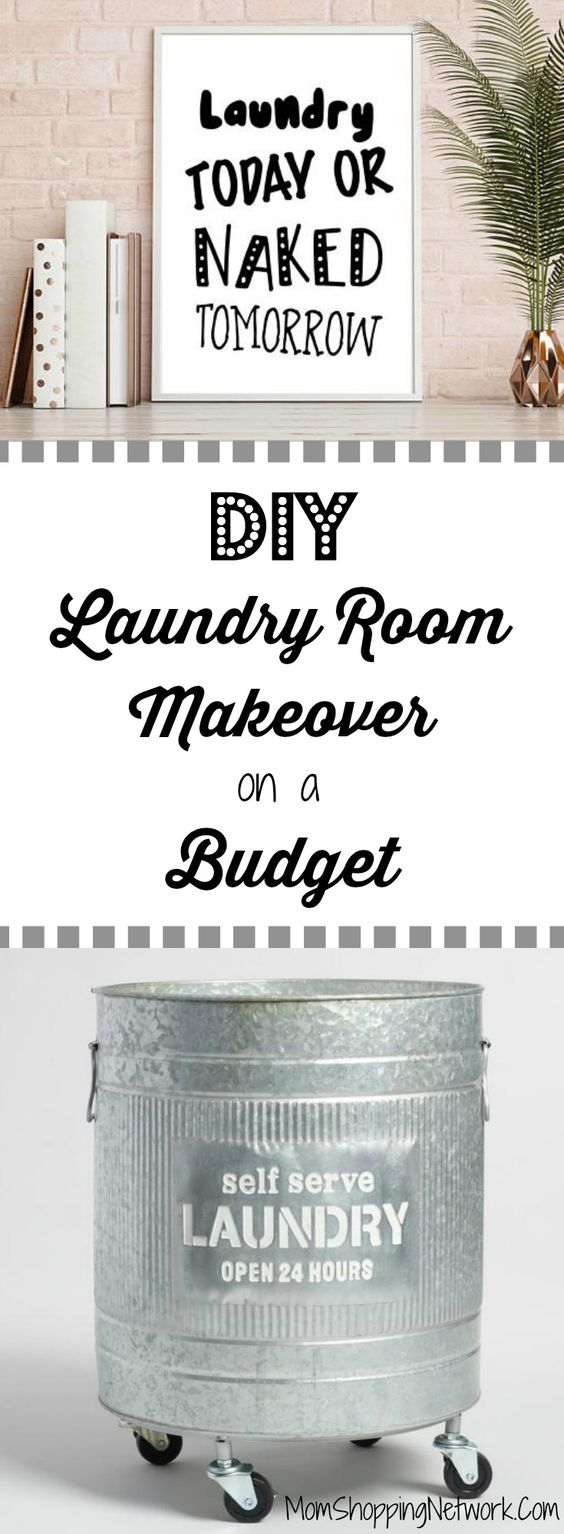 Pure DIY Laundry Room