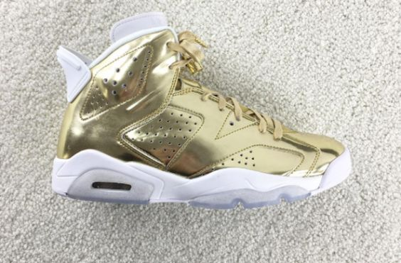 363e3c384ef We update our Jordan Release Dates page daily so you ll never miss any  release dates. Look Out For The Shiny Air Jordan 6 Pinnacle Metallic Gold