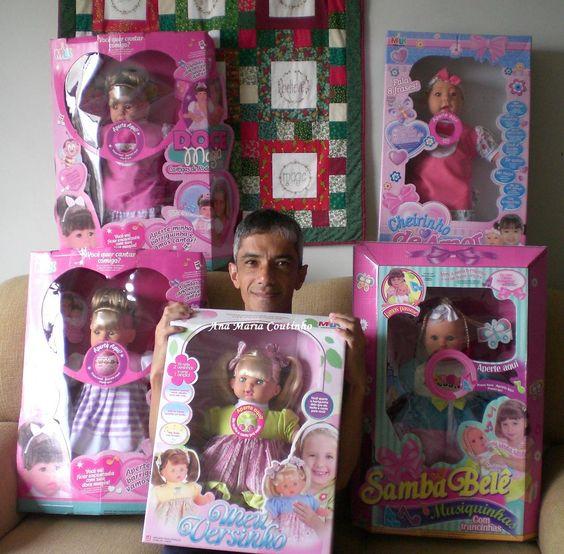 Natal 2009 - O melhor do Natal é poder fazer alguém FELIZ! Bonecas para doação