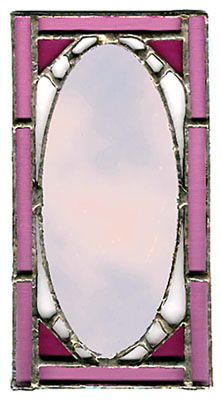 Mirror, Glasses and Stained glass on Pinterest
